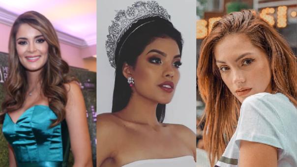 Laura Spoya, Anyella Grados y Darlene Rosas