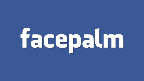 Facebook volvió a fallar en temas  de seguridad