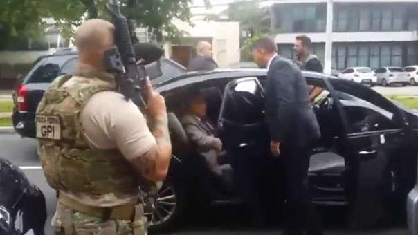 Michel Temer es detenido