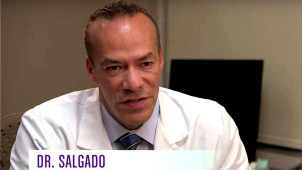 El doctor Salgado también había participado en programas reality de EE.UU.