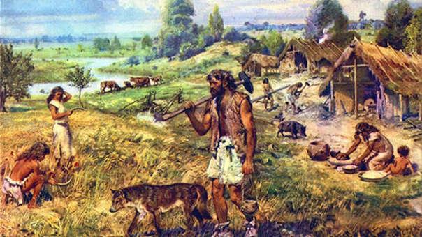 La diete de los humanos en el Neolítico llevó a la aparición de las consonantes 'V' y 'F'