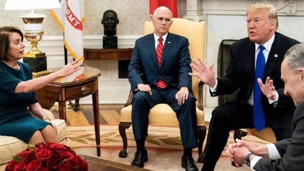 Trump-Pelosi-Schumer