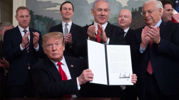 EE.UU. ISRAEL