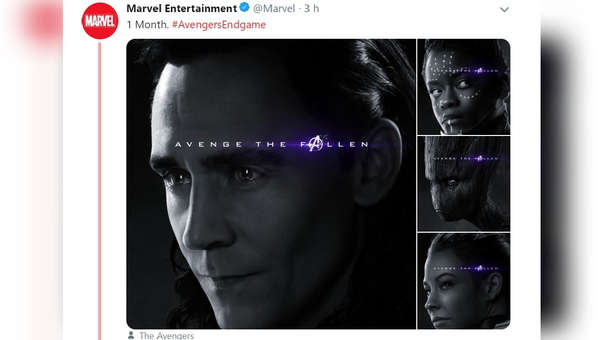Loki (Tom Hiddleston) murió a manos de Thanos en