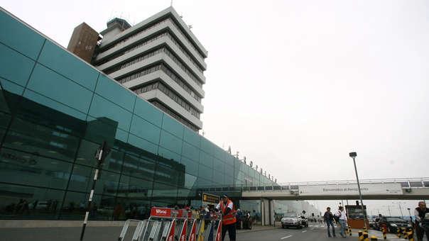 El aeropuerto recibió más de 22 millones de pasajeros.