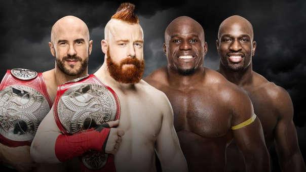 Recordemos que el año pasado también tuvimos una visita de la WWE en el mes de noviembre.