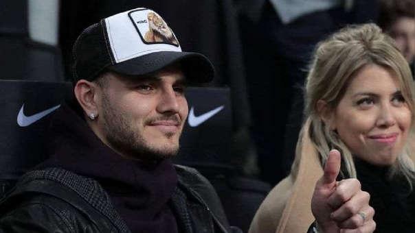 Icardi pidió perdón a sus compañeros y volverá a jugar con el Inter