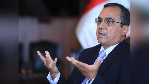 Ministro de Economía y Finanzas