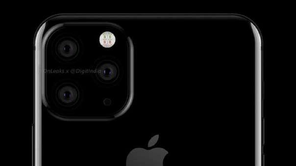 Render de lo que sería el nuevo iPhone. Fue desarrollado por @OnLeaks y @DigitIndia.