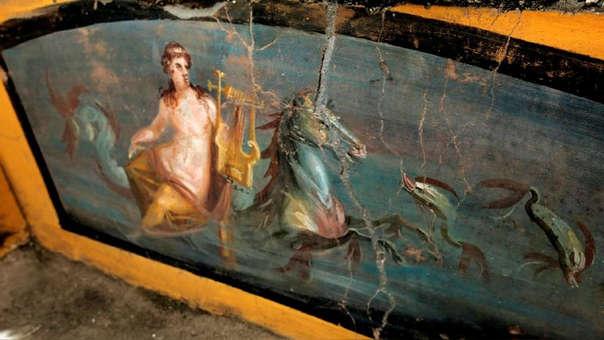 Termopolio en Pompeya