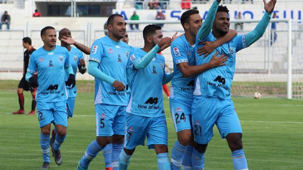 Deportivo Binacional jugará por primera vez la Copa Sudamericana.
