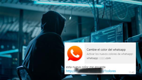 Una nueva modalidad de estafa aparece en WhatsApp