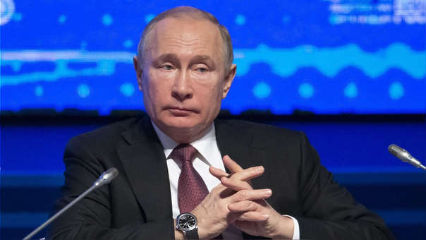 El gobierno de Vladimir Putin ha comenzado a exigir el bloqueo de VPN