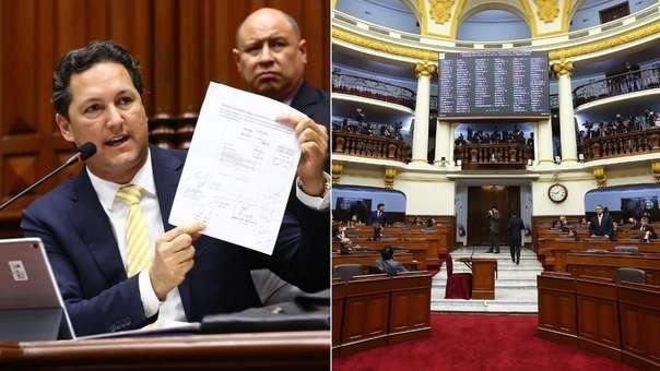 Personas afines a Daniel Salaverry trabajan en el Congreso.