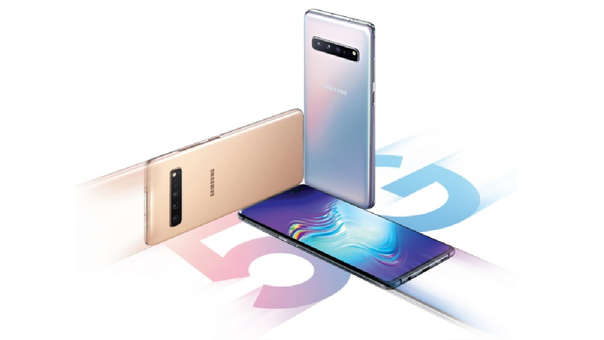Samsung sacará al mercado su primer celular con 5G.