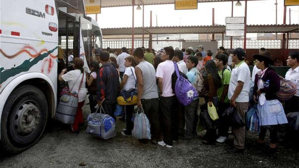 La organización recomienda rediseñar política de fiscalización del transporte, que ocasiona la multiplicidad de autoridades sobre una misma actividad.