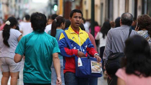 Casi el 70% de los migrantes venezolanos tienen estudios superiores.