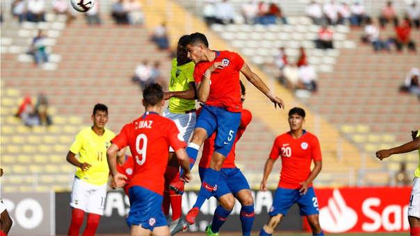 Selección de Chile Sub 17