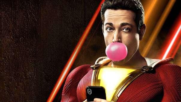 Shazam! la nueva película de DC y Warner