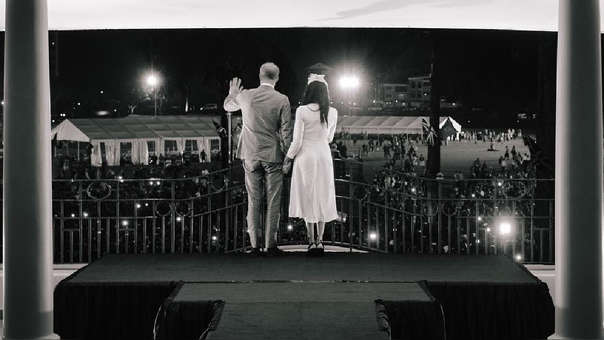 El príncipe Harry y Meghan Markle han abierto en conjunto una cuenta oficial en Instagram