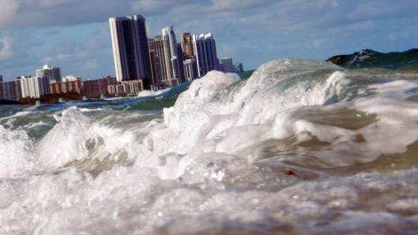 El alza en los niveles de los océanos también genera preocupación