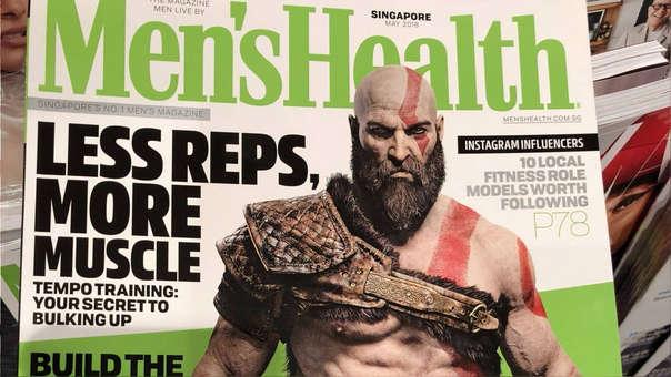 ¿Te gustaría llegar a los cuarentas como Kratos?