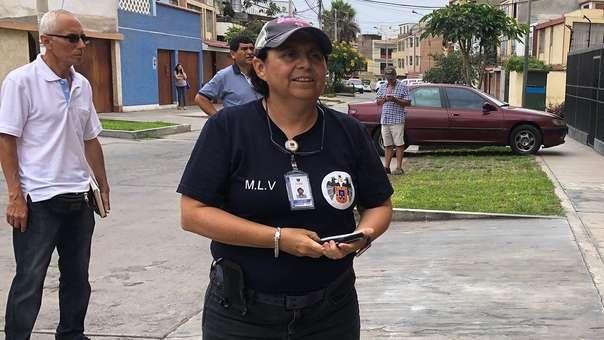 Susel Paredes, gerenta de Fiscalización de la Municipalidad de La Victoria.