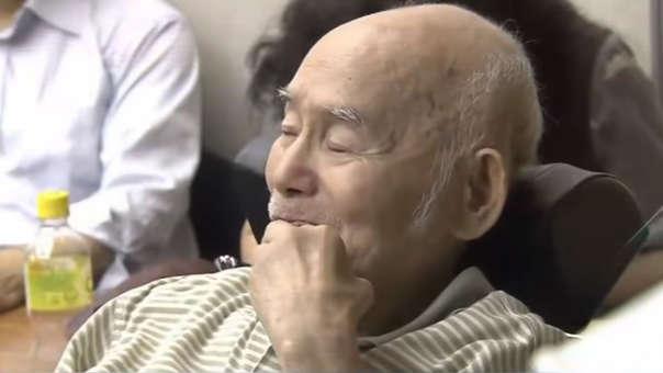 Koki Miyata fue condenado por un supuesto crimen cometido en 1986.