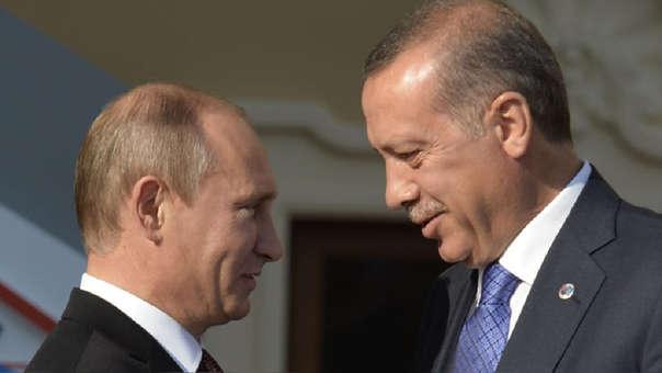 Rusia y Turquía