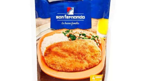 Indecopi confirma sanción a San Fernando con mal etiquetado.