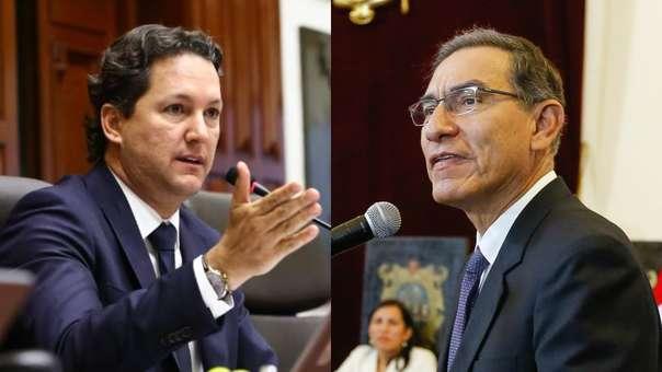 Daniel Salaverry criticó la forma en cómo el Ejecutivo ha manejado el bloqueo de carreteras en Fuerabamba.