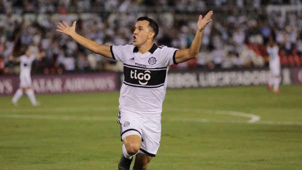 Olimpia venció 2-0 a Godoy Gruz por el Grupo C de la Copa Libertadores