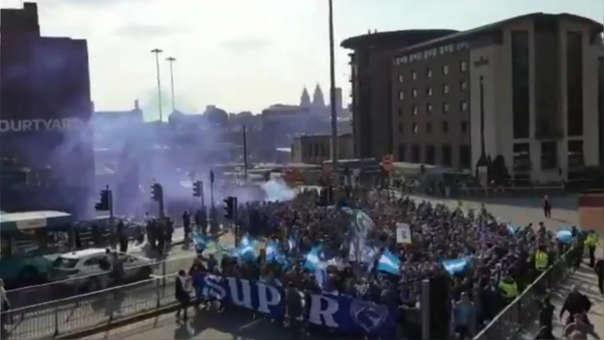 Liverpool vs. Porto