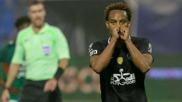 André Carrillo: dos poderosos clubes árabes piensan pagar fortuna por delantero peruano