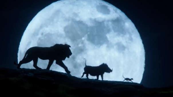 El Rey León: Timón y Pumba cantan en el nuevo trailer