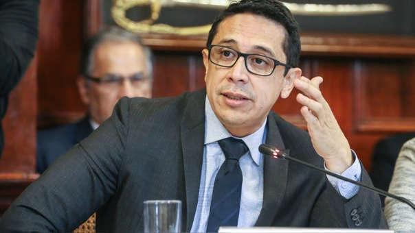 Miguel Castro se apartó del grupo legislativo Fuerza Popular, en enero pasado.
