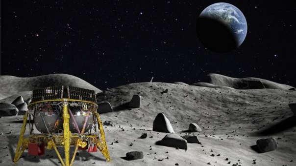 Hoy aluniza La sonda Beresheet