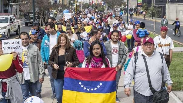 Más de 3,7 millones de venezolanos han abandonado su país.