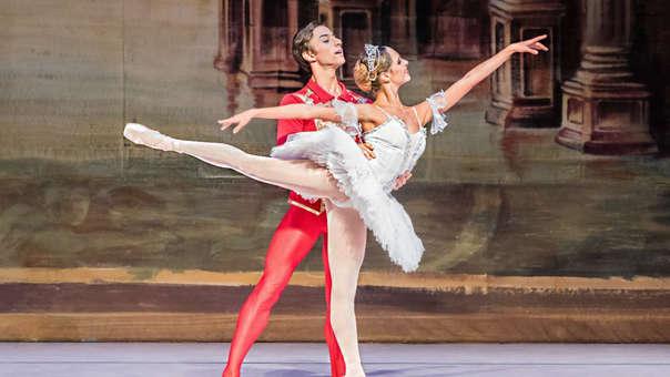 Ballet Estatal de Rusia