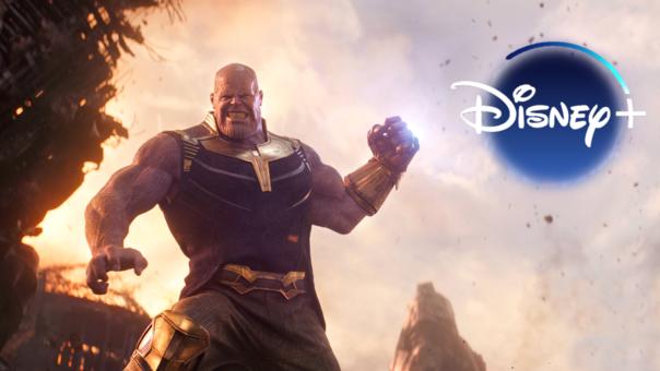 Disney Plus llega con fuerza en noviembre