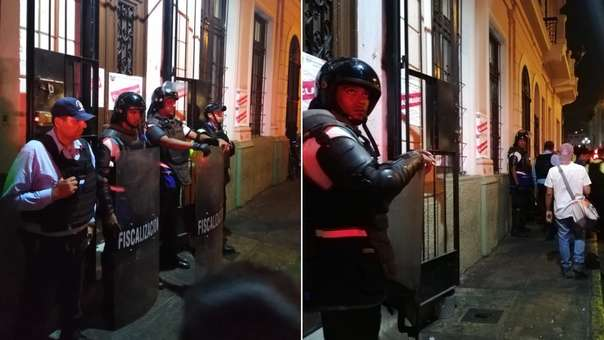 """La comuna limeña realizó el operativo en el marco del programa """"Lima 360°, todos juntos por la seguridad ciudadana""""."""