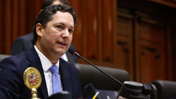 El presidente de la Mesa Directiva señaló que se sintió estando en prisión cuando estaba en la bancada de Fuerza Popular.