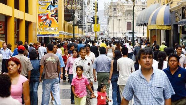 Entre enero y marzo del 2019, se registraron en Lima Metropolitana 7 millones 772 mil 200 personas con edad para desempeñar una actividad económica.
