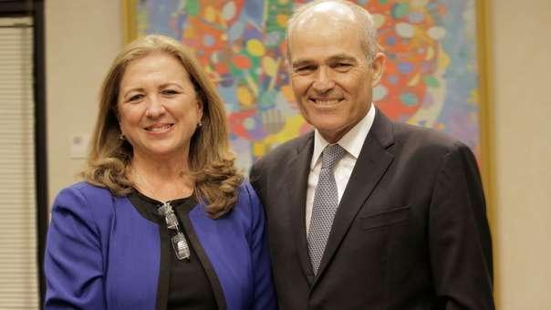 El 30 de abril, María Isabel León asumirá la presidencia de la Confiep.