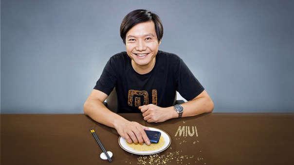 Lei Jun es ingeniero electrónico de profesión.