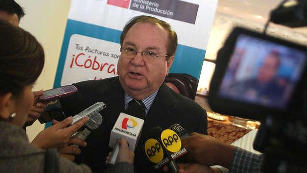 El también exasesor presidencial de Alan García se pronunció en contra de la publicación que hizo IDL-Reporteros y dijo que denunciará a quienes lo señalen de corrupto.