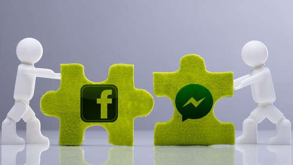 Facebook ya anunció la integración de sus apps.