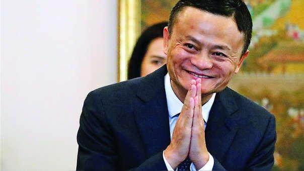 Jack Ma es uno de los hombres más ricos de China.