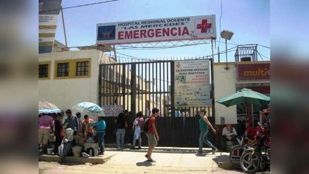 Las Mercedes hospital