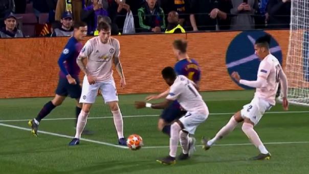 Barcelona vs. Manchester United